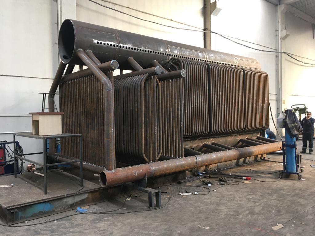 Buhar Kazanı - Steam Boiler